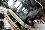 Fotodokumentation: Busunfall bei Bonndorf