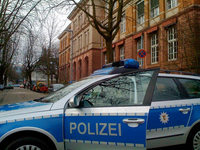Bombendrohung in der Karlschule