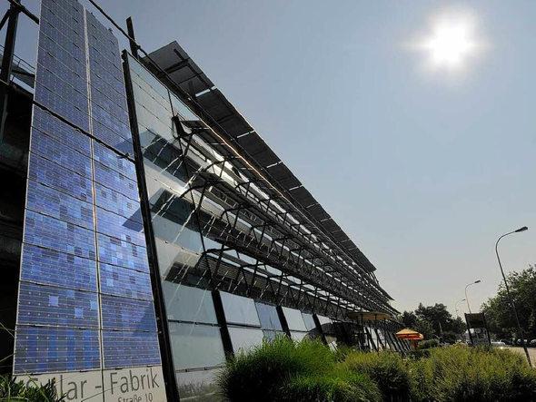 35 millionen euro verlust bei solar fabrik wirtschaft. Black Bedroom Furniture Sets. Home Design Ideas