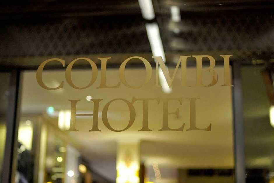 Der Ball fand im Colombi-Hotel Freiburg statt. (Foto: Ingo Schneider)