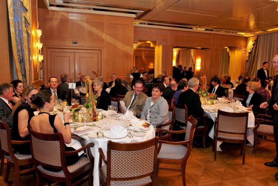 Frühlingsball der Gastronomie 2009. (Foto: Ingo Schneider)