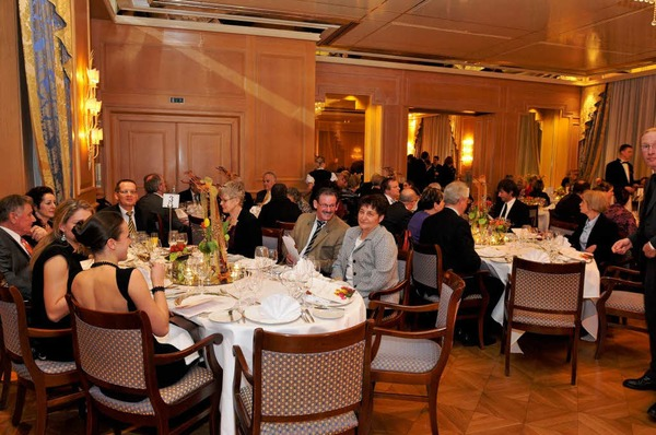 Frhlingsball der Gastronomie 2009.