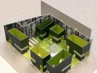 Die Green City stellt sich auf der Expo 2010 vor
