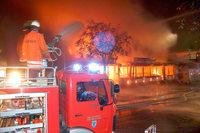 Keine Hinweise auf Brandstifter