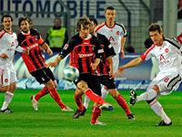 Fotos: SC Freiburg gegen 1. FC Nürnberg