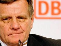 Hartmut Mehdorn: Der Sturkopf gibt auf