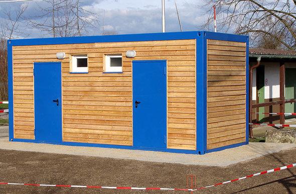 friesenheim neue toiletten bieten mehr komfort badische. Black Bedroom Furniture Sets. Home Design Ideas
