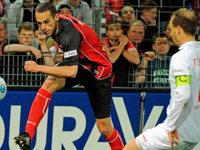 Fotos: SC Freiburg gegen Rot Weiß Ahlen