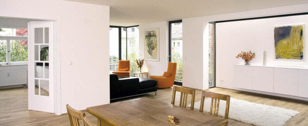 zeitgem wohnen im altbau badische zeitung. Black Bedroom Furniture Sets. Home Design Ideas