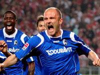 Ivica Banovic wird Vater