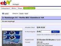 So geht der HSV gegen Ebay-Abzocker vor