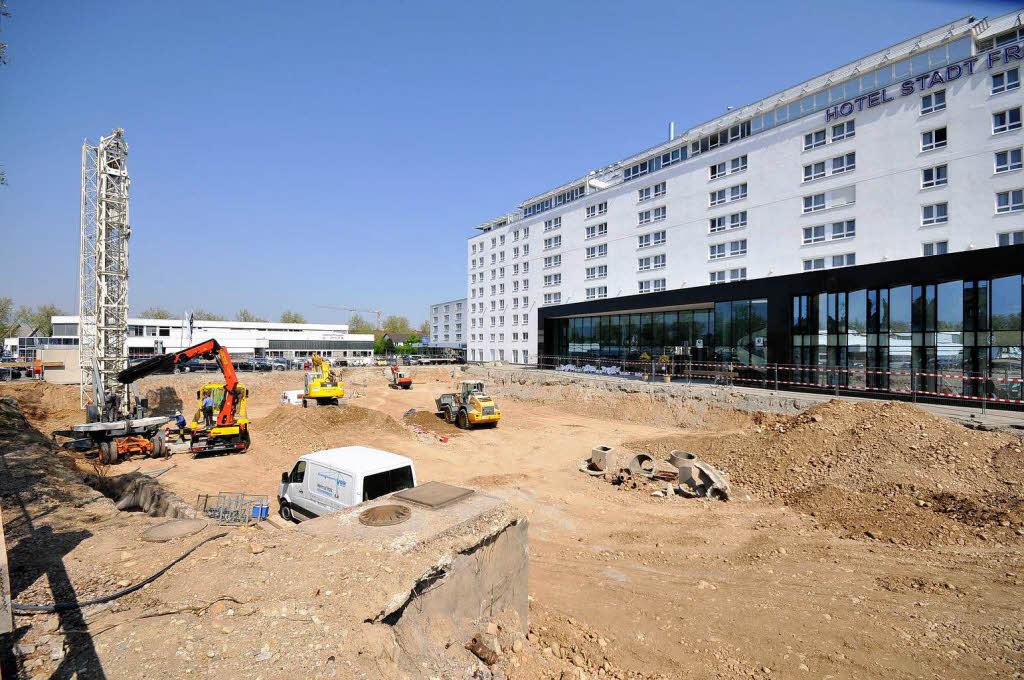 Hotel stadt freiburg w chst weiter freiburg badische for Freiburg design hotel