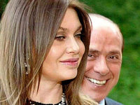 Berlusconis Frau will die Scheidung