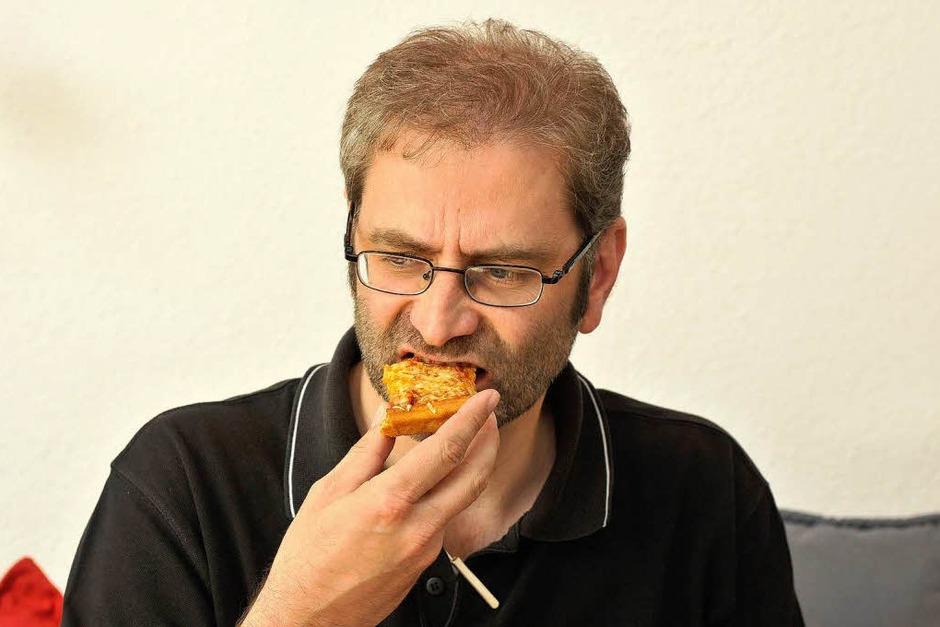Mundet Pizza Nummer 2 mehr? (Foto: Ingo Schneider)