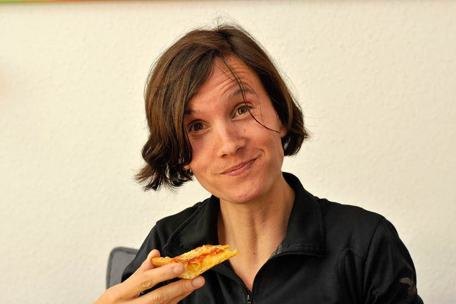 Schmeckt Pizza 1? (Foto: Ingo Schneider)