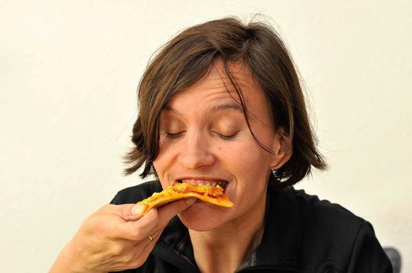 Pizza Nummer 3: Angst vor den Kalorien?