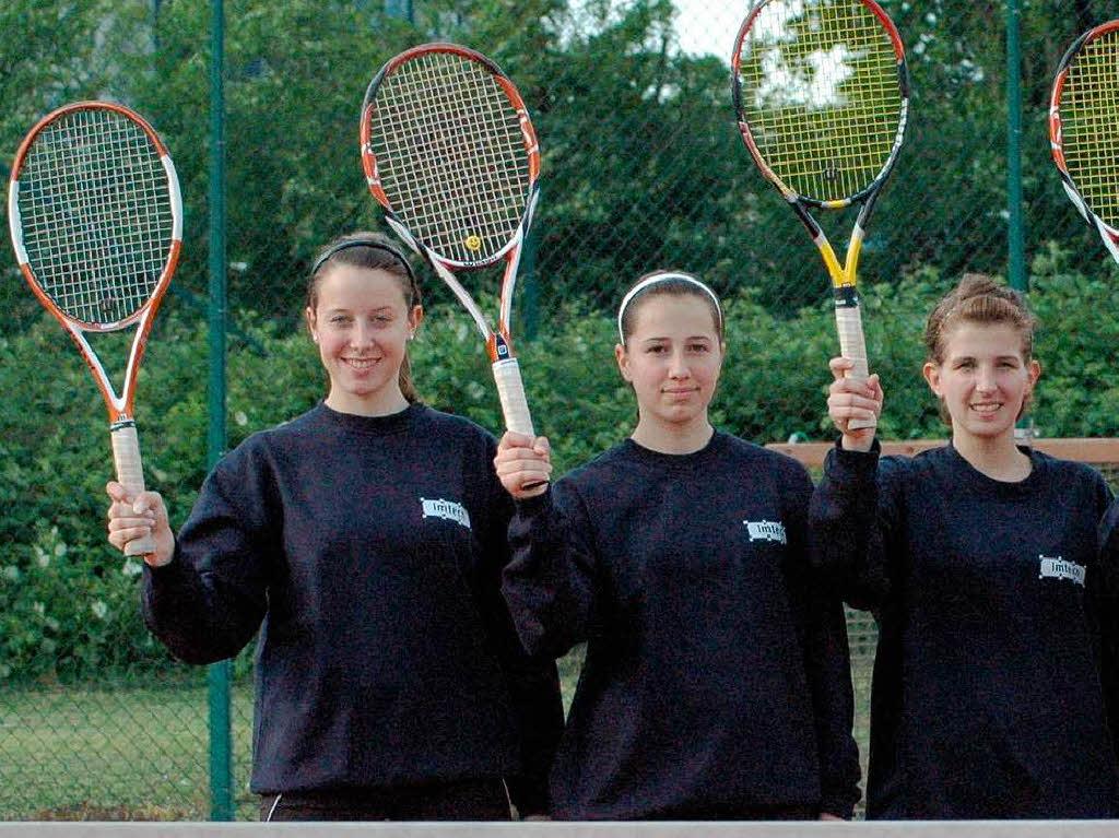 Flirten beim tennis