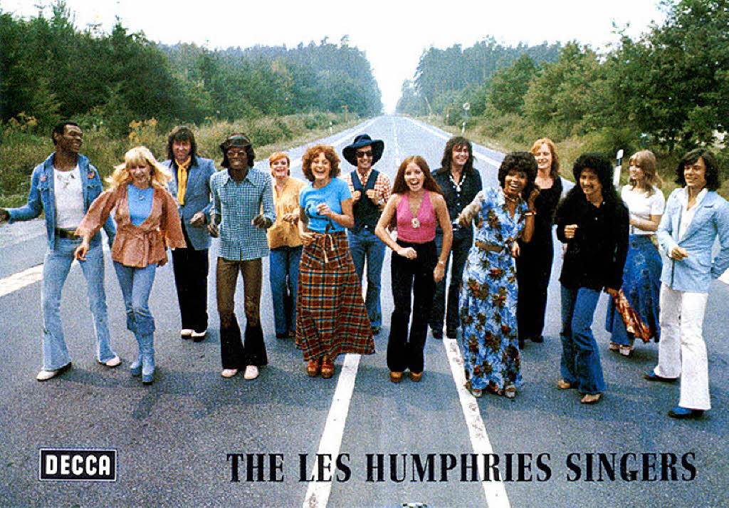 Les Humphries Singers* Les Humphries Singers, The - New Orleans