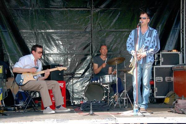 """Der """"Humpen"""" präsentierte Live-Musik hier mit dem """"John-Sahutzke-Trio"""""""