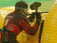 BZ-Selbsttest: Paintball-Training in Steinen