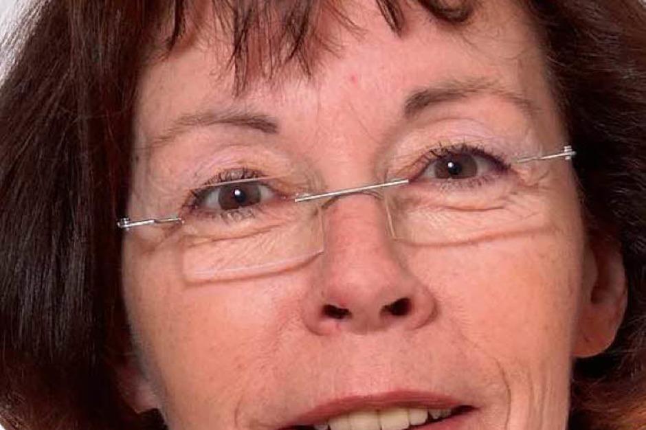 Vera Schlenker, *1955, Lehrerin (Foto: Privat)