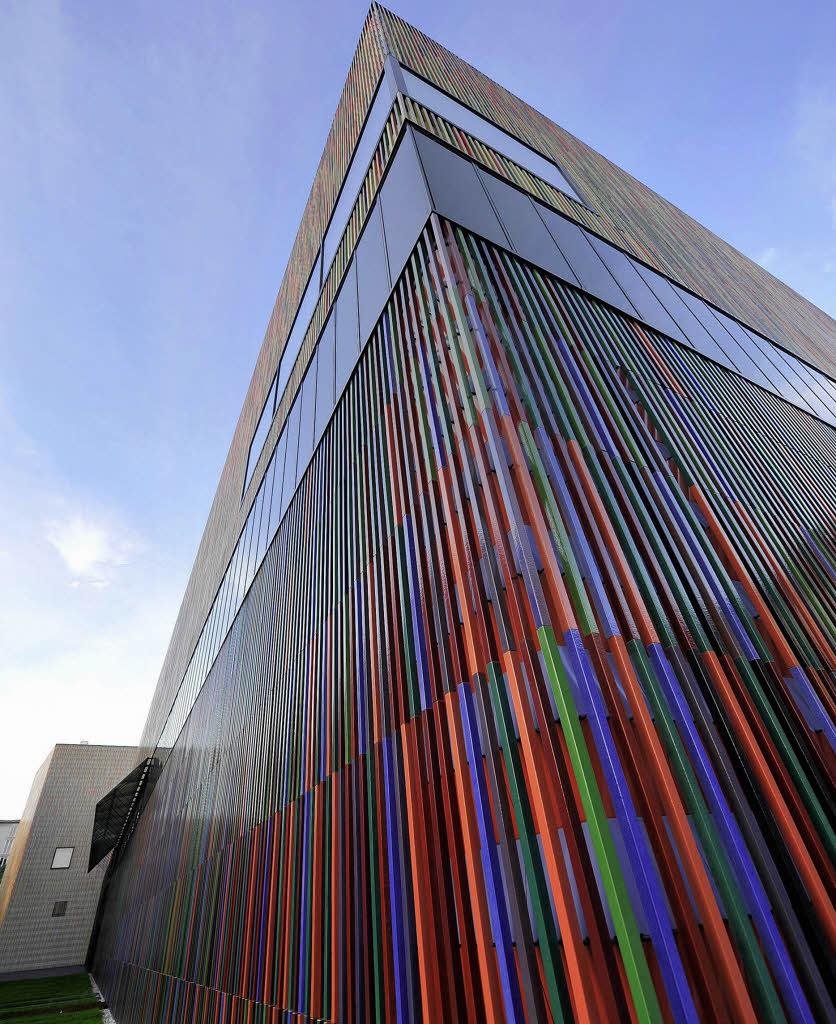 Paradiesvogelbunt das museum der architekten sauerbruch und hutton in