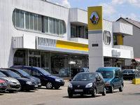 Das Freiburger Autohaus Riekert meldet Insolvenz an