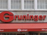 Gruninger setzt zum Spatenstich an