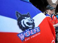 Die Freiburger Wölfe kämpfen um ihre Existenz