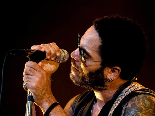 Lenny Kravitz im Zenith Straburg