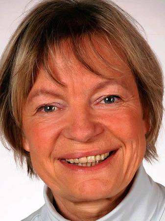 Marie-Christine Licata, 61, Rentnerin