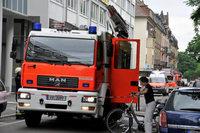 Brand im Haus der Generationen in Freiburg
