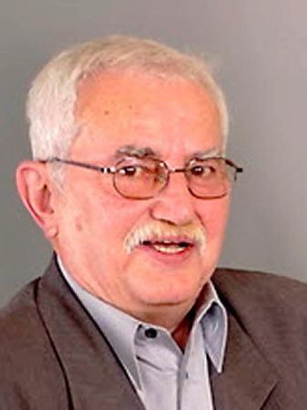 Gerhard Mahr, 69, Polizeihauptkommissar a.D.