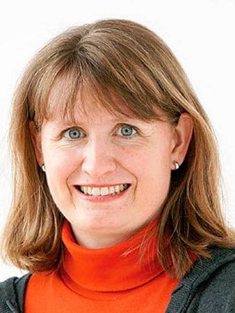 Claudia Herych, Spanischdozentin (41)