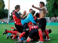 Fotos: SC Freiburg gewinnt Pokalfinale der Junioren