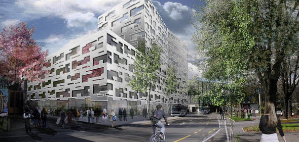 Basel fenster in zw lf formen badische - Architekturburo basel ...