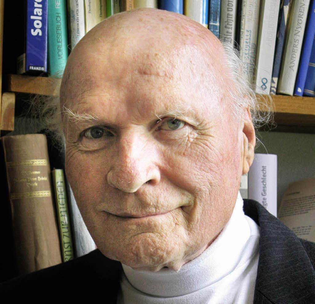 Hat das Gemeindeleben geprägt: <b>Karl Becker</b> wird 80. - 15709981