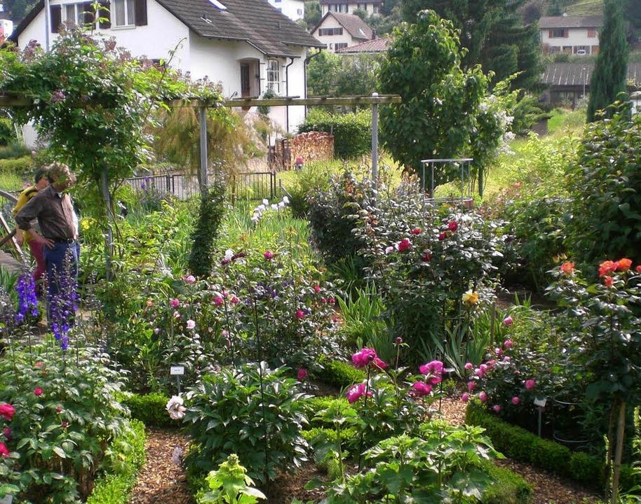 Aktion offene Gartentür  | Foto: bz