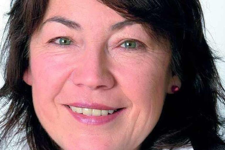1. Maria Viethen, Grüne, 48537 Stimmen (Foto: sabine schnell)
