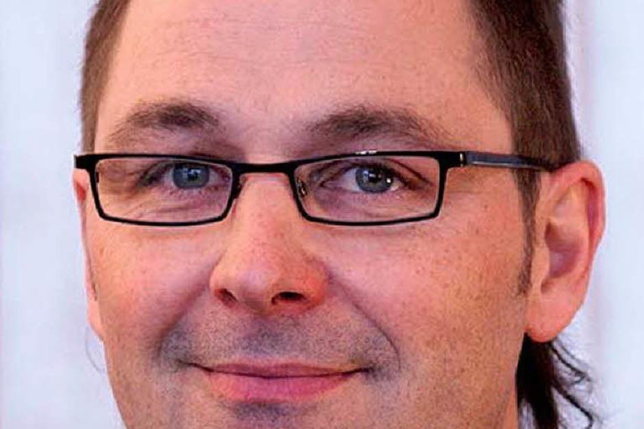 CDU: Thomas Schaub (Foto: Partei)