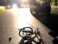 Fahrradfahrer bei Unfall schwer verletzt