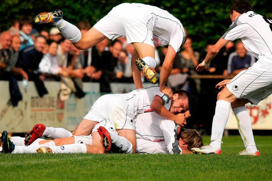 Verbandspokal Finale: Offenburger FV - FC 08 Villingen (Foto: Benedict Glockner)