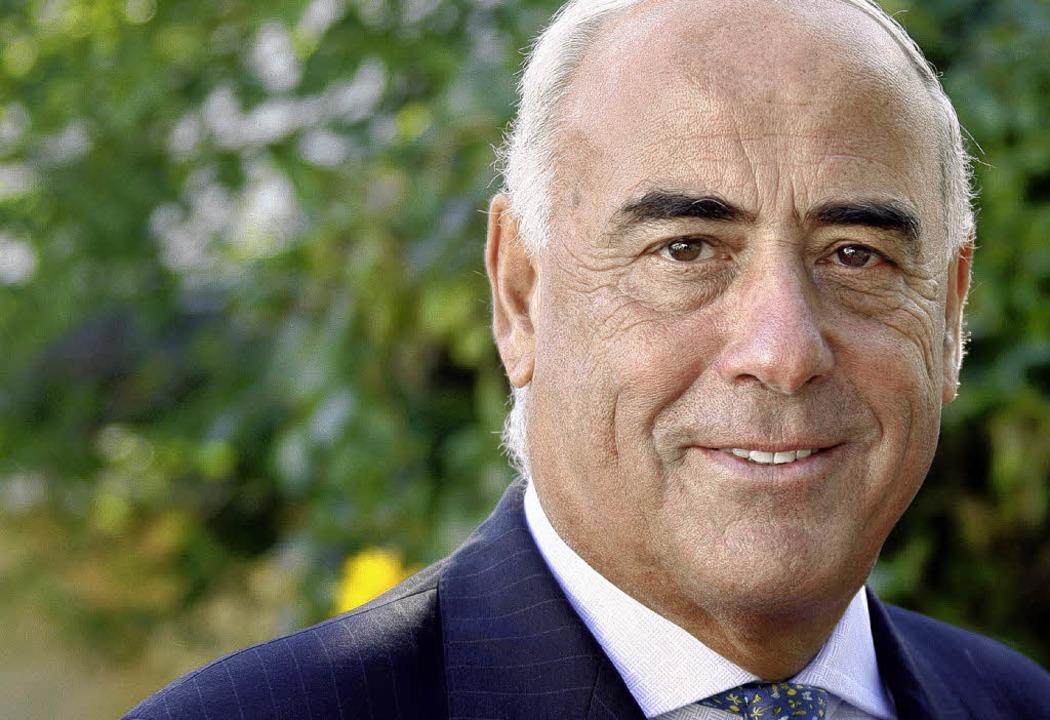 Gundolf Fleischer, Staatssekretär und ..., äußert sich zu den Vorwürfen nicht.   | Foto: dpa