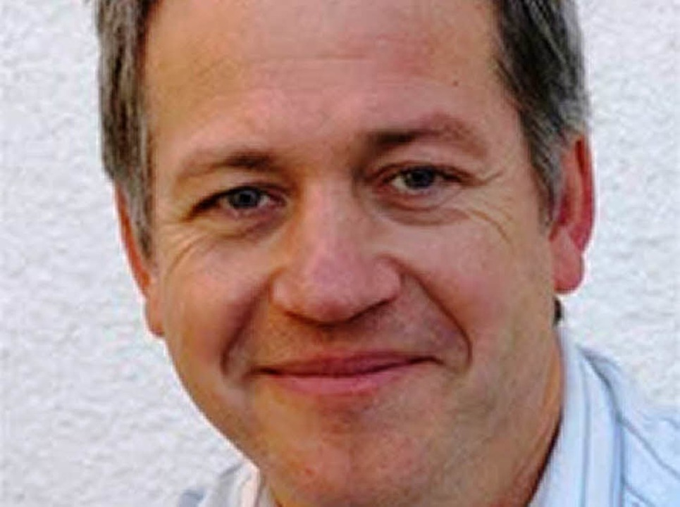 Andreas Bartels ist der Projektleiter bei Campus für Christus    Foto: BZ