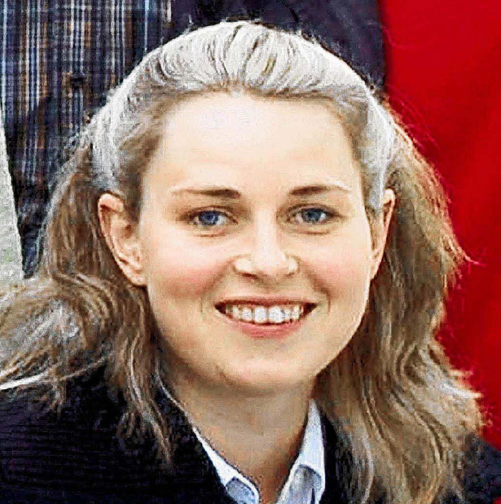 Petra Oberle rückt für Christof Ebner in den neuen Weilheimer Gemeinderat nach. Foto: Fotos: BZ - 16116130