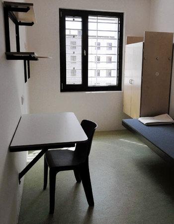 s dwest ein gef ngnis mit startproblemen badische. Black Bedroom Furniture Sets. Home Design Ideas