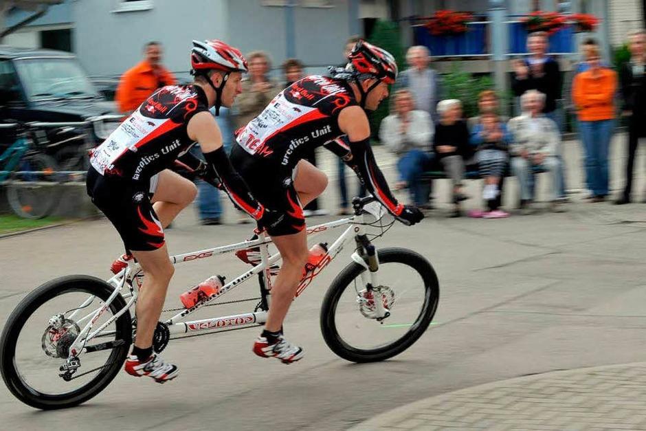 Auf der Strecke vom Black Forest Ultra Bike in und um Kirchzarten (Foto: Patrick Seeger)