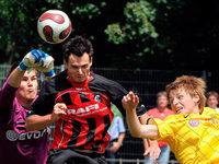 A-Junioren des SC Freiburg sind trotz Niederlage zufrieden