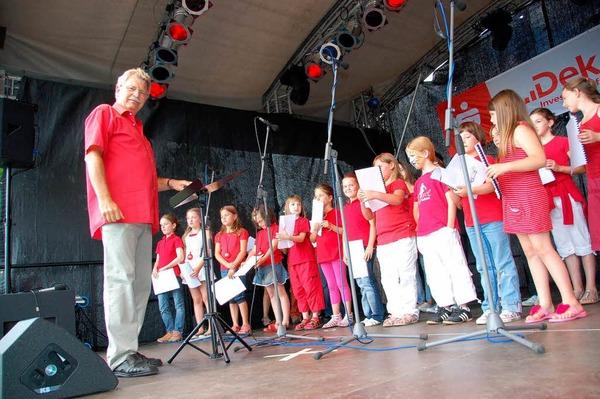 Impressionen vom Rot-Festival