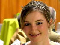 Katja Bohnert ist Badens neue Weinkönigin